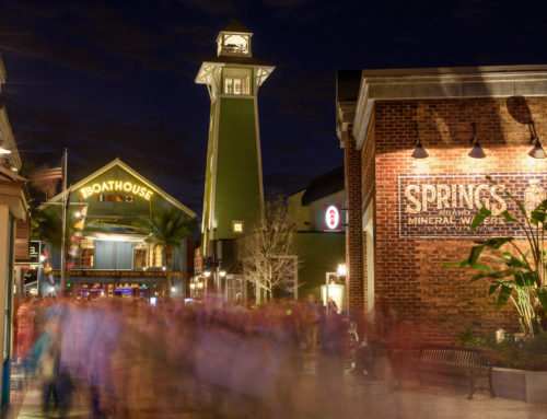DISNEY ANUNCIA ESTACIONAMENTO PREFERENCIAL PAGO EM DISNEY SPRINGS