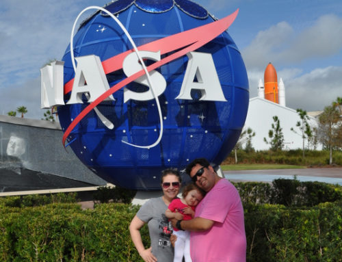 ROTEIRO PARA O KENNEDY SPACE CENTER, O PARQUE DA NASA