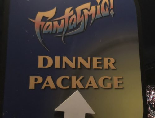 O QUE É E COMO ADQUIRIR O FANTASMIC DINING PACKAGE PARA GANHAR A ÁREA VIP DO FANTASMIC