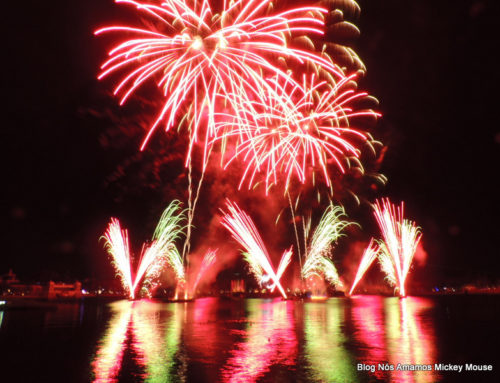 DISNEY ANUNCIA O FIM DO ILLUMINATIONS: REFLECTIONS OF EARTH, O SHOW DE ENCERRAMENTO DO EPCOT