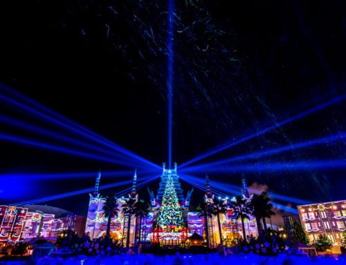 COMO É A JINGLE BELL, JINGLE BAM! O ESPETÁCULO ESPECIAL DE NATAL DO HOLLYWOOD STUDIOS